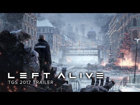 LEFT ALIVE - TGS 2017 Announcement Trailer thumbnail