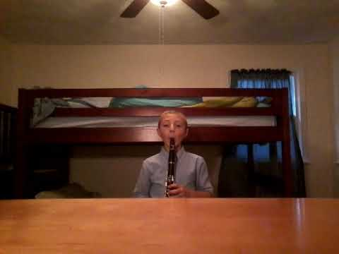 Clarinet songs for begginers