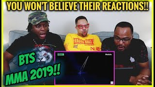 BTS MMA 2019 Live Performance REACTION | GREATEST SHOW ON EARTH!!!