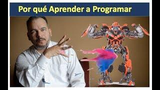 ✅ Por qué aprender a Programar Robots