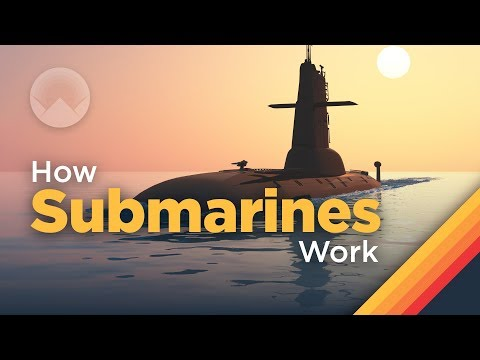 What Happens Inside a Submarine?