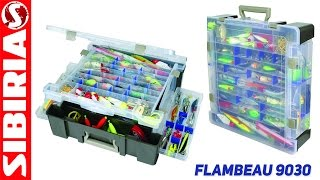 Ящик для рыболовных снастей фото