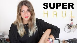 Super Haul Londres