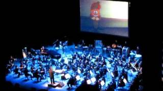 Bugs Bunny at the Orchestra