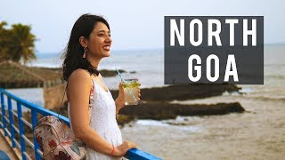 North Goa Vlog | Where to Stay | Things to do in Goa | Best Sunset locations | Tanya Khanijow