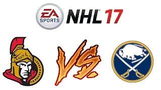 NHL 17 - Ranked Online Versus #3 - DOMINATION - Video Youtube