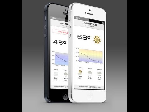 CHECK MY WEATHER IPHONE APP REVIEW