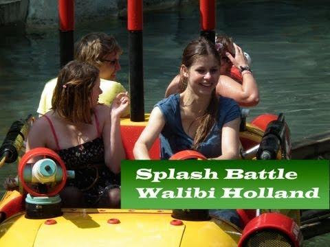 Splash Battle