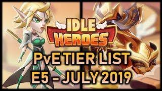 idle heroes best pve heroes 2019 - TH-Clip