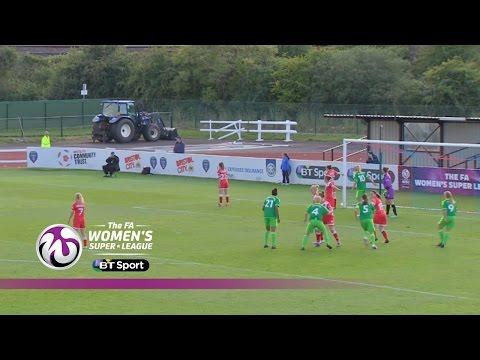 Bristol Academy v Sunderland – FAWSL | Goals & Highlights