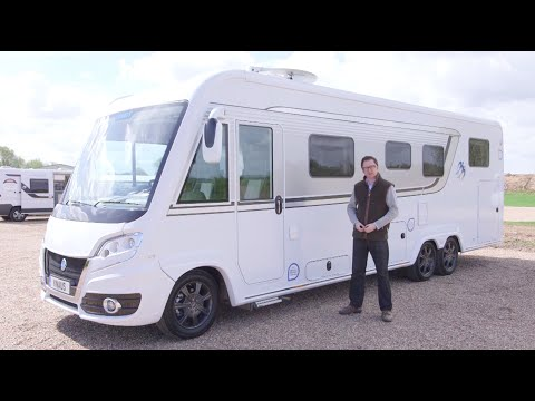 The Practical Motorhome Knaus Sun I 900 LEG review