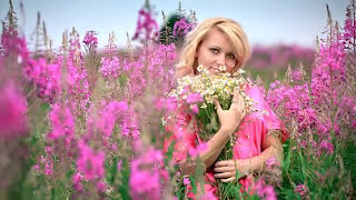 Танец цветов..Красивая песня.автор и исп.песни-Виктор Давидзон.