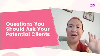 DON'T SIGN THE CONTRACT YET. Ask your client these questions first.