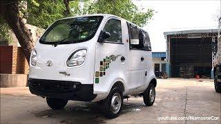 Tata Magic Iris DieselCNG 2018 | Real Life Review