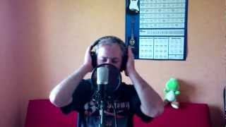 Evergrey - Trilogy Of The Damned (cover by Julien)