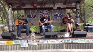 Adam Hood at Luckenbach - Coffee Song
