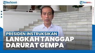 Gempa M6,1 di Jatim, Presiden Instruksikan Langkah Tanggap Darurat kepada Jajarannya