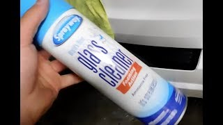 SPRAYWAY GLASS CLEANER (BEST GLASS CLEANER I'VE USED)