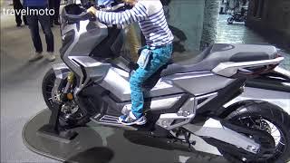 2018 honda x adv.  2018 offroad scooter honda xadv 2018 for honda x adv