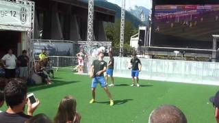 preview picture of video 'Juventus Summer Village '12 Freestyle'