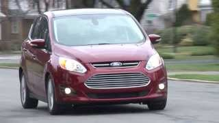 2017 Ford Cmax Energi Drive Time Review With Steve Hammes