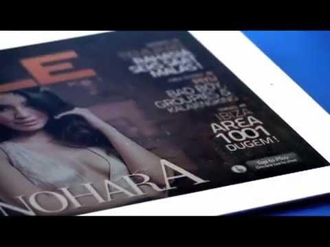 Video of MALE Magazine