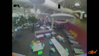 Whooping With HYDRA FPV at Best Buy Bonus Clip at The End