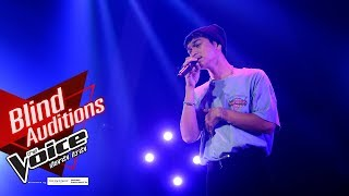น้ำเงิน - โอ้ใจเอ๋ย - Blind Auditions - The Voice Thailand 2019 - 23 Sep 2019