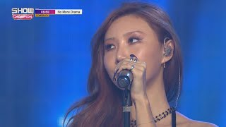 Show Champion EP.294 MAMAMOO - NO MORE DRAMA