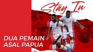 Dua Pemain Asal Papua Resmi Perpanjang Kontrak di Madura United