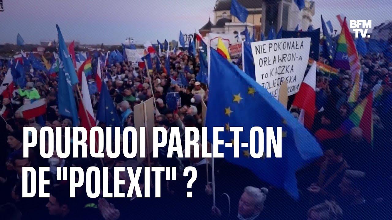 """Pourquoi parle-t-on soudainement de """"Polexit"""" ?"""
