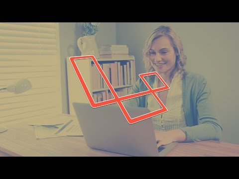 Build Web Apps with Laravel Framework in PHP