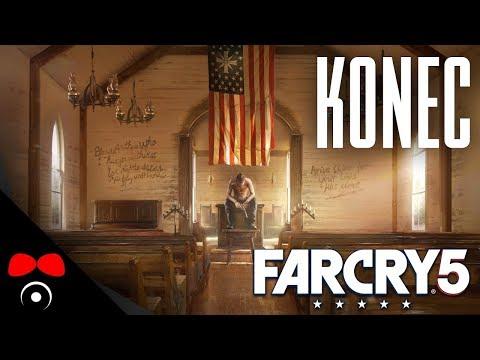 KONEC! | Far Cry 5 #31