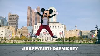 Mickey Mouse Birthday Fan Reactions