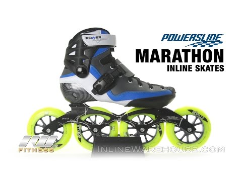 Powerslide Marathon Inline Skates Review