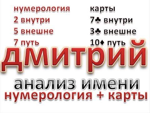 Дмитрий - значение имени . Характер, качества, анализ имени Дмитрий.