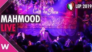 "Mahmood ""Soldi"" (Italy) LIVE @ London Eurovision Party 2019"
