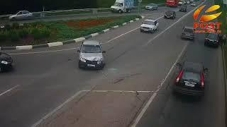 Глупое ДТП 01.09.2018 Авария Пятигорск