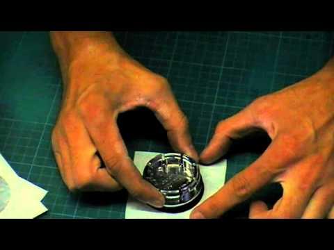 Nabendeckel mit eigenem Motiv | Individuelles Fahrzeugdekor | Folien-Design | WEST-BERLIN-CUSTOMS