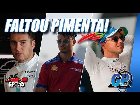 Sem fracasso e com poucas emoções, trio ex-F1 não impressionou | GP às 10