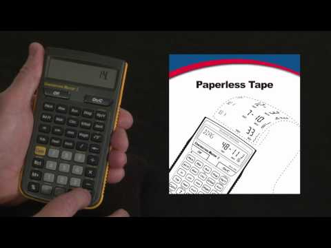 Construction Master 5 - Paperless Tape