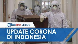 UPDATE Kasus Covid 19 di Indonesia, Pasien Positif Bertambah 2.098 Orang, Total Mencapai 132.816