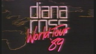 Diana Ross - Diana's World Tour '89 (Full Concert)