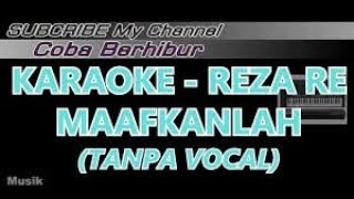 'Maafkanlah' Reza RE [INSTRUMENT] FL STUDIO