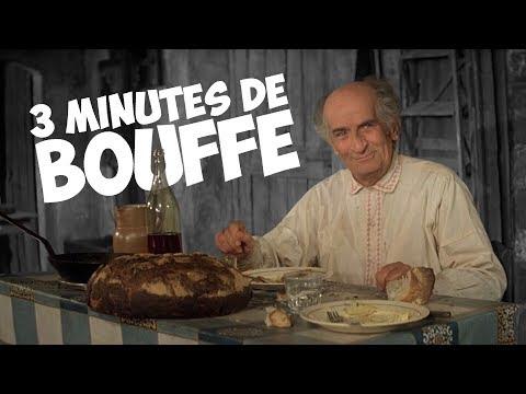3 minutes de bouffe avec Louis de Funès !