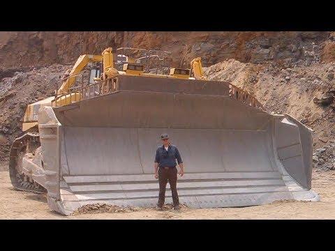 World Dangerous Bulldozer Operator Skill - Biggest Heavy Equipment Machines Working