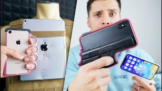 Most Dangerous iPhone X/8 Cases Ever! (Most Illegal)
