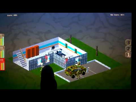 Video of Isometric Wars