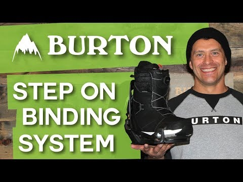 2018 Burton Step On Bindings System Review – TheHouse.com