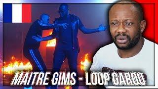 Maître GIMS - Loup Garou ft. Sofiane (Clip Officiel) FRENCH RAP MUSIC REACTION!!!